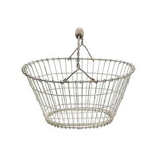 Antique French Garden Basket Preview