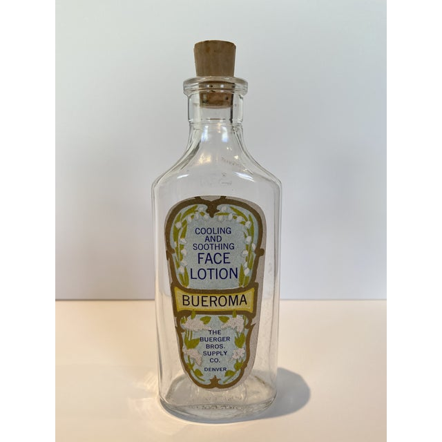 Vintage Glass Apothecary Bottles - Set of 7 For Sale - Image 9 of 11