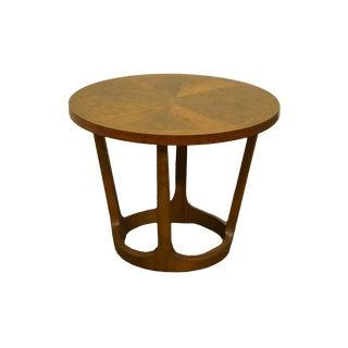 "Lane Furniture Alta Vista VA Rhythm Collection Mid-Century Modern 21"" Round Accent End Table For Sale"
