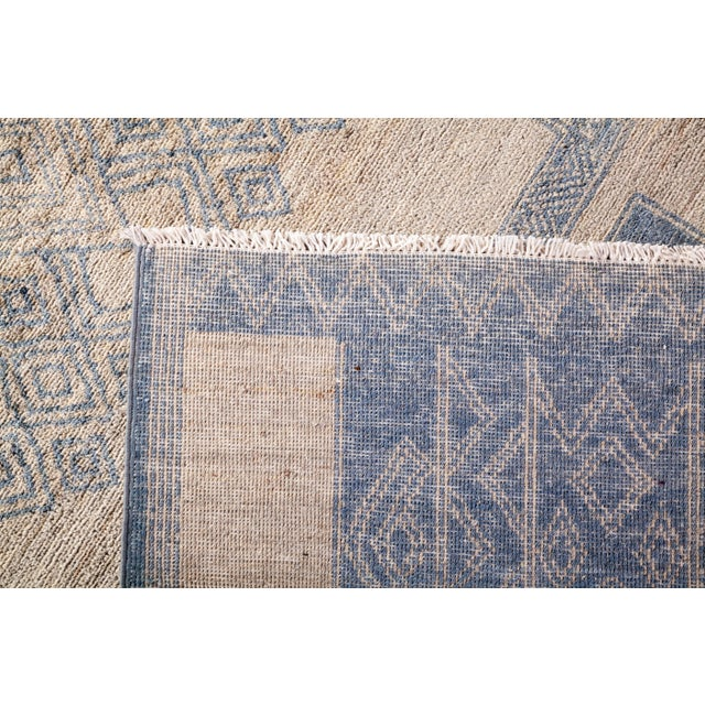 """2010s Bohemian Hand-Knotted Area Rug 7' 10"""" x 10' 0"""" For Sale - Image 5 of 9"""