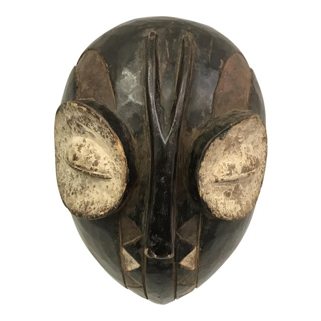 African Congo Bembe Mask For Sale