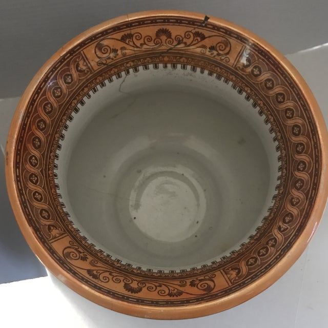 Striking Lusterware Cover Urn For Sale In New York - Image 6 of 13