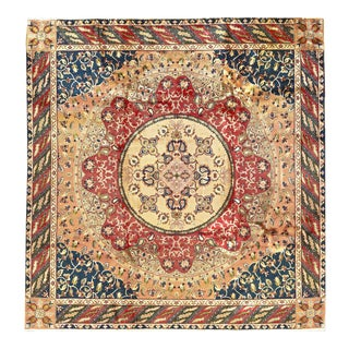 Traditional Hand Woven Rug - 9' X 9'2 For Sale