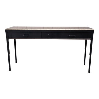 Modern Baker Furniture Console by Bill Sofield For Sale