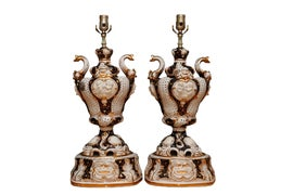 Image of Capodimonte Table Lamps
