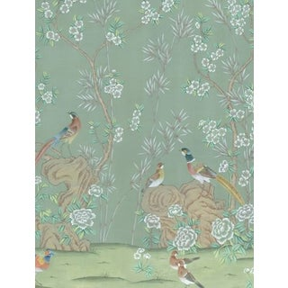 Casa Cosima Hadrian Diptych Wallpaper Mural - Sample For Sale