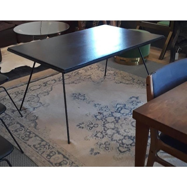 1950s 1950s Mid-Century Modern Clifford Pascoe Dining Set - 7 Pieces For Sale - Image 5 of 8