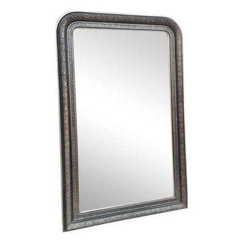 Very Large French Louis Philippe Style Mirror - Image 1 of 7