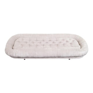 "Vintage Italian Tufted ""Cloud"" Sofa For Sale"
