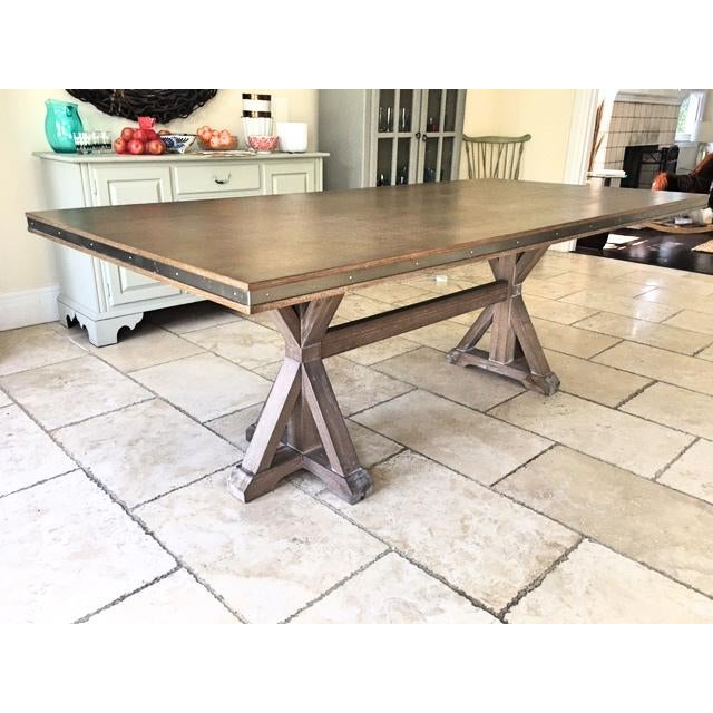 Urban Home Bristol Rectangle Dining Table - Image 3 of 6