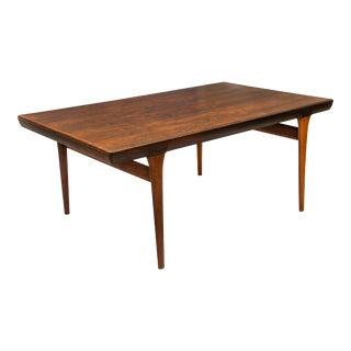 Ib Kofod-Larsen Rosewood Dining Table