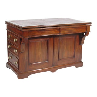 19th-C. English Architect's Table