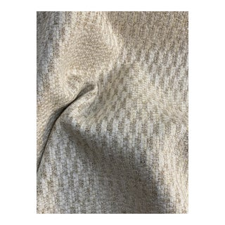 "Jim Thompson ""Princeton"" Texture Fabric - 8 1/4 Yards For Sale"