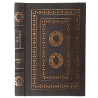 """1990 """"Easton Press, Exploring With Byrd"""" Collectible Book For Sale"""