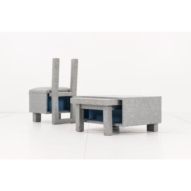 Studio Mingle-Maeda Chair and Side Table for Droog - Image 6 of 9