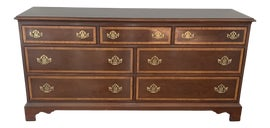Image of Mahogany Lowboys