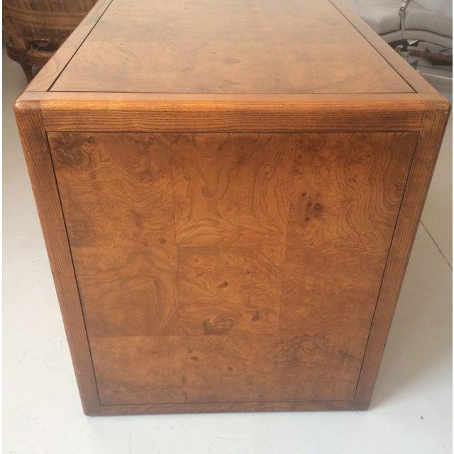 Art Deco Sligh Pedestal Desk - Image 4 of 8