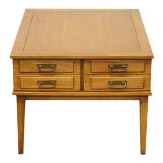 Century Furniture Mid Century Table For Sale