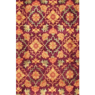 Pasargad Ny Agra Rug - 9′ × 12′ For Sale