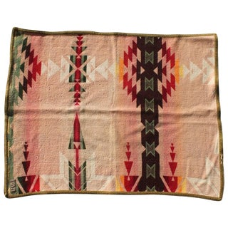 Pendleton Crib Indian Camp Blanket For Sale