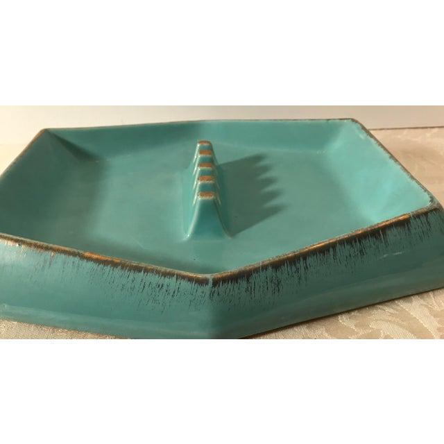 Ceramic Mid Century Modern Rossini Pegasus Ceramic Ashtray For Sale - Image 7 of 11