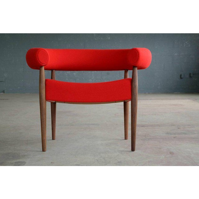 New production of Nanna and Jorgen Ditzel's ring chair manufactured by GETAMA. GETAMA had a long relationship with Nanna...