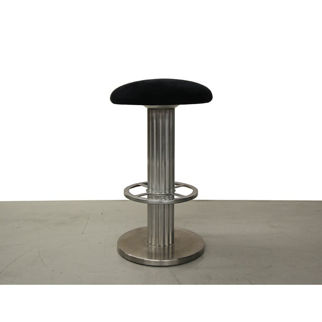 Backless Bar Stool by Design for Leisure - Image 2 of 5