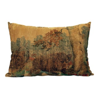 Large Tapestry Floor Pillow For Sale