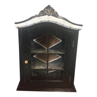Wooden Wall Cabinet