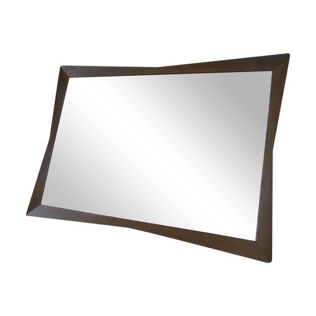 Mid-Century Modern Kent Coffey Mirror For Sale