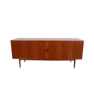 1960s Vintage Arne Vodder Danish Modern Teak Credenza For Sale