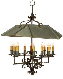 Image of French Country Pendant Lighting