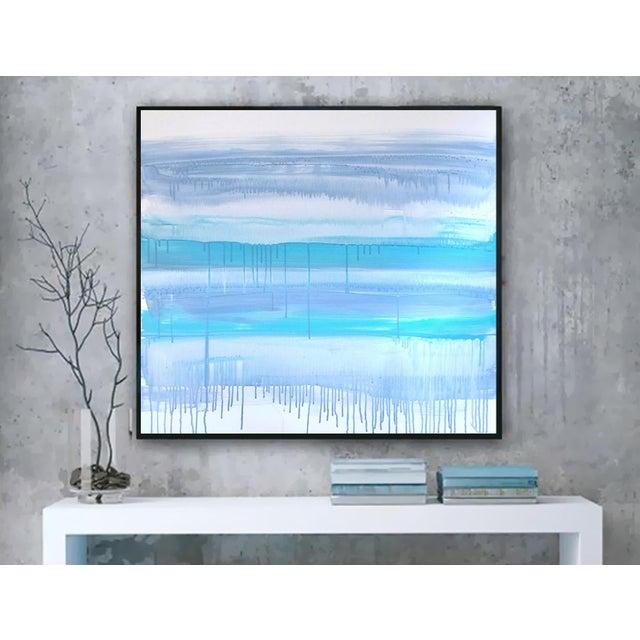 "Linnea Heide ""Windwalker"" Original Abstract Painting - Image 6 of 6"
