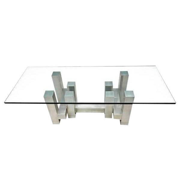 Paul Evans Cityscape Extending Coffee Table - Image 1 of 3