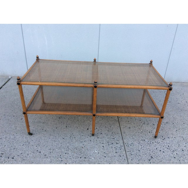 1960's Hollywood Regency Two Tiered Console - Image 2 of 11