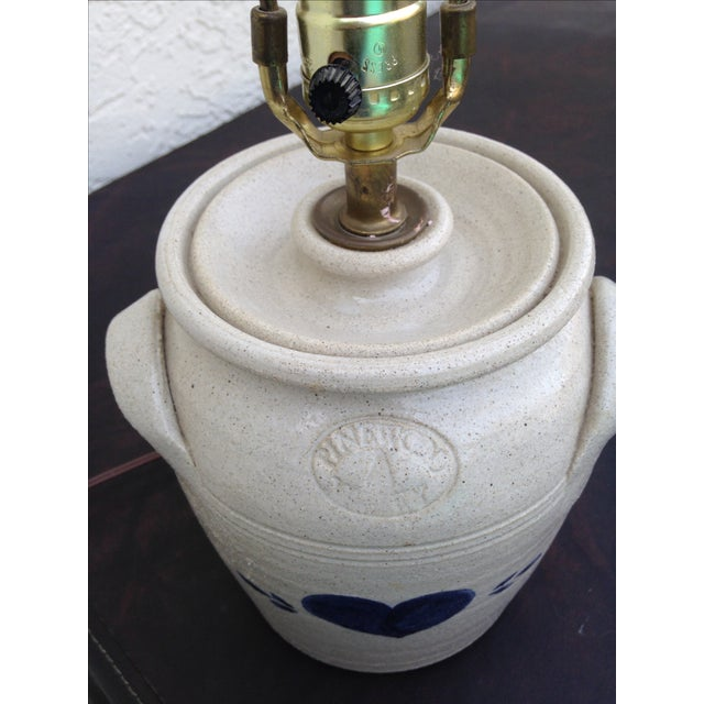 Vintage Jug Lamp - Image 6 of 8