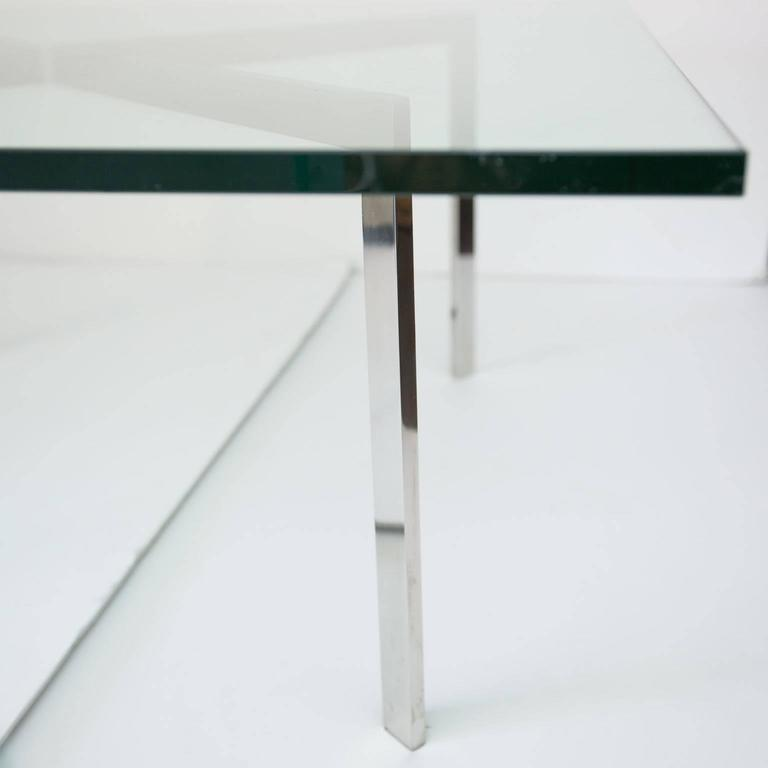 Mies Van Der Rohe For Knoll Barcelona Table Base   Image 6 Of 7