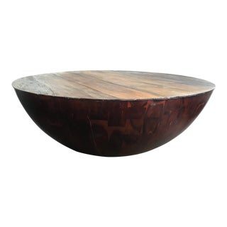 "Anthropologie ""Semisfera"" Coffee Table"