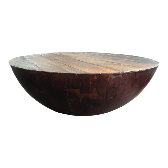"""Anthropologie """"Semisfera"""" Coffee Table For Sale"""