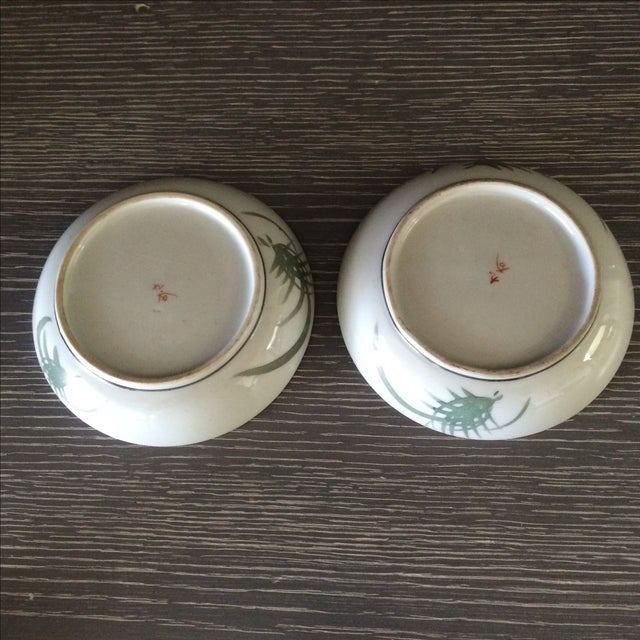 Chinese Trinket Dishes - A Pair - Image 7 of 7