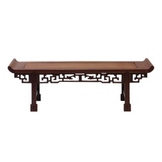 Asian Quality Made Classic Small Altar Table Shape Table Top Display Stand For Sale