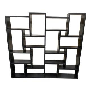 Custom Modern Geometric Display Shelves For Sale