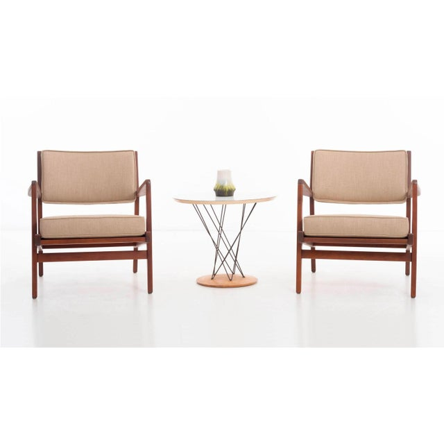 Jens Risom Lounge Chairs For Sale - Image 11 of 13