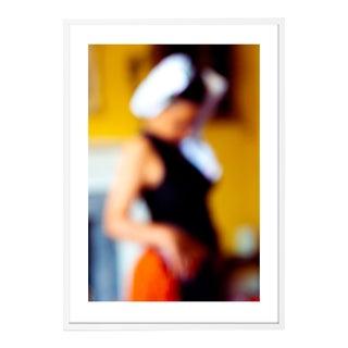London, 2009 by David Gibson in White Frame, Medium Art Print For Sale