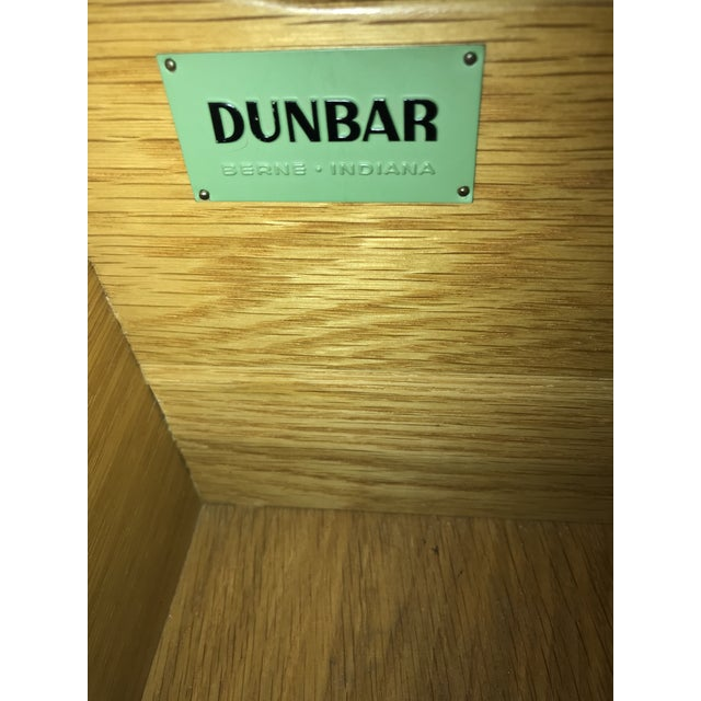Mid Century Modern Edward Wormley for Dunbar Gentleman's Chest For Sale - Image 12 of 13