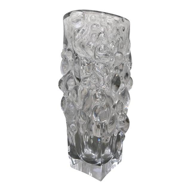 Scandinavian Style Glass Vase - Image 1 of 7