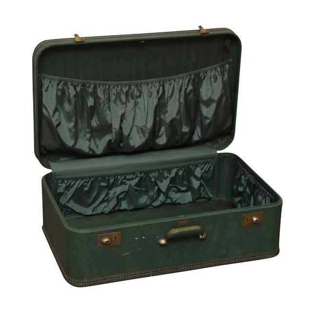 JC Higgins Green Suitcase - Image 8 of 10