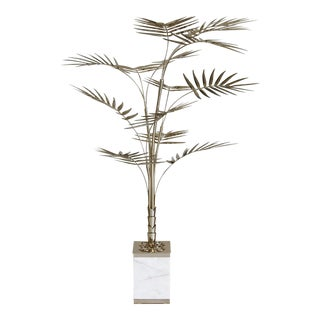Ivete Palmtree Floor Lamp From Covet Paris For Sale