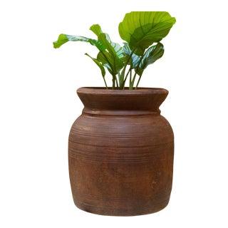 Pari Nepalese Tribal Ghee Pot For Sale
