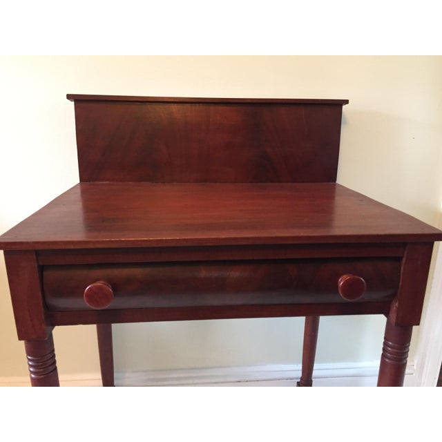 Traditional Antique Victorian Writing Desk For Sale - Image 3 of 11 - Antique Victorian Writing Desk Chairish